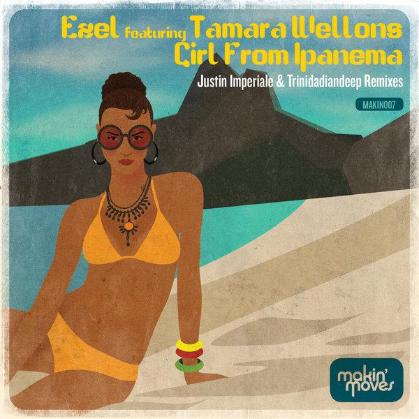 Anto Vitale feat. Tamara Wellons - Broken Wings