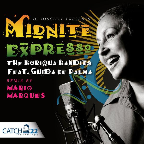 Dj Disciple, Guida De Palma - Midnight Expresso (Mario Marques Vocal Remix)