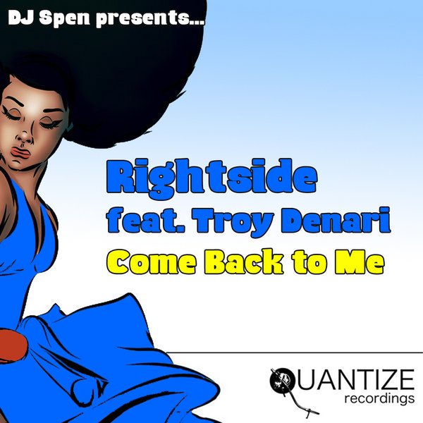 Rightside Ft. Troy Denari - Come Back To Me (Original Mix)